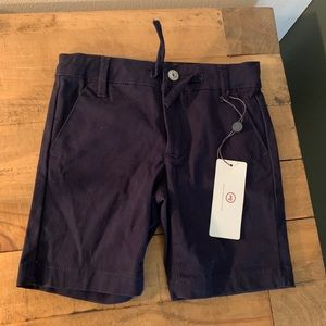 [AG] Navy Blue Shorts - Size 2T NWT